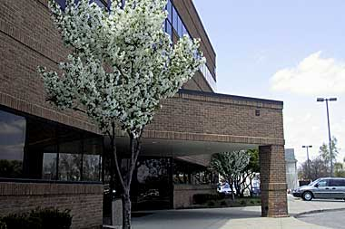 image of the Forensic JobStats building